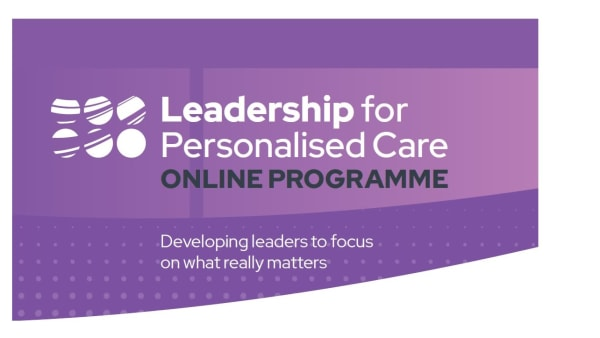Leadership for Personalised Care Offer