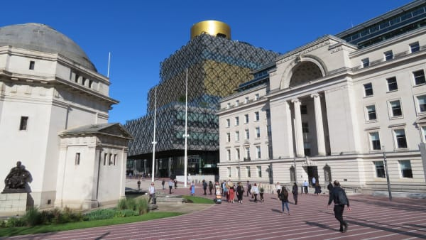 UK Community Renewal Fund opens for Birmingham