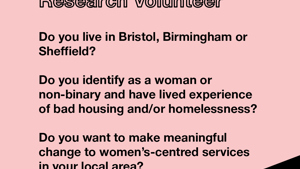 Shelter Women's Peer Research Project