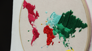 Stitchers and embroiderers invited to get involved in 2022 Commonwealth Games project