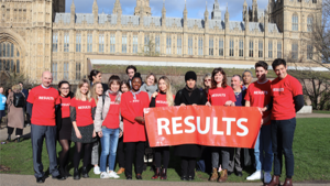 Become a RESULTS UK Grassroots Campaigner in Birmingham