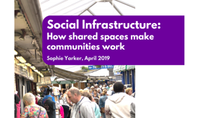 Social infrastructure: how shared spaces make communities work